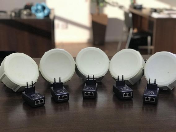 5 Routerboard Mikrotik Sxt Lite5 5nd R2 5ghz 16dbi Lite 5