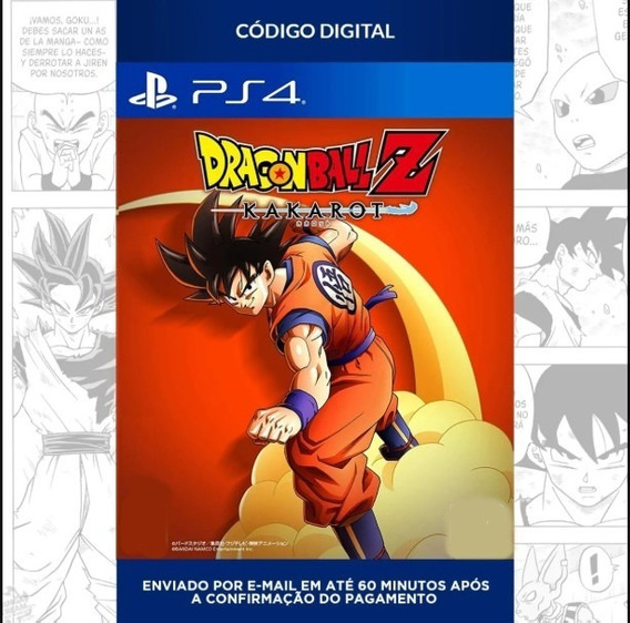 Dragon Ball Z: Kakarout - Digital Primária (promoção)