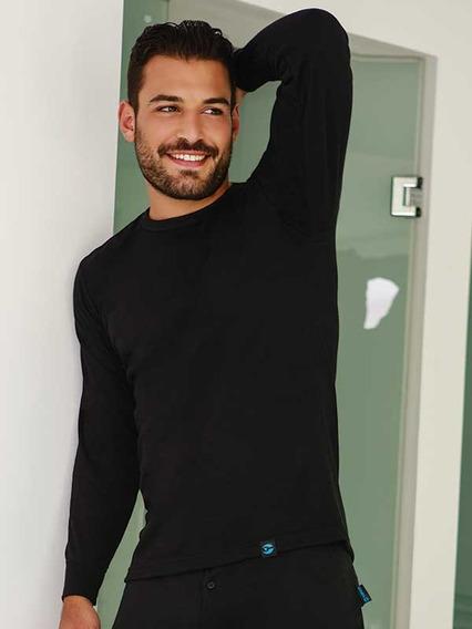 Remera, Camiseta Térmica Hombre Manga Larga Tipico 1225