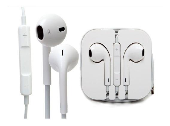 Fone De Ouvido Apple Earpods Original Nota Fiscal - Md827bza