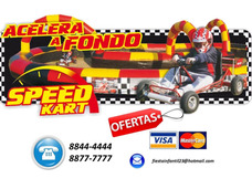 Go Kart Inflable Pista
