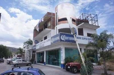 Edificio Local En Renta Libramiento A Calvillo - Jalpa Ags