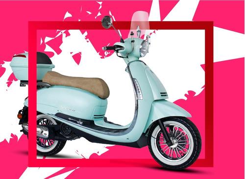 Scooter Beta Tempo 150 0km Moto Baires Zona Oeste En Cuotas!