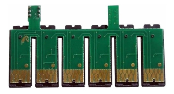 Chip Full Impressoras T50 Tx720 Tx730 - Botão Reset P/ Bulks