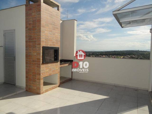 Cobertura Com 2 Dormitórios À Venda Por R$ 419.204,94 - Ana Maria - Criciúma/sc - Co0012