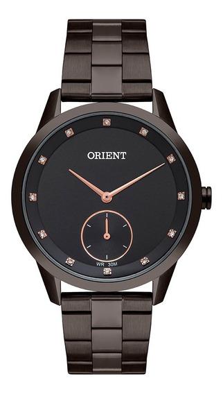 Relógio Orient Feminino Chumbo Fyss0004