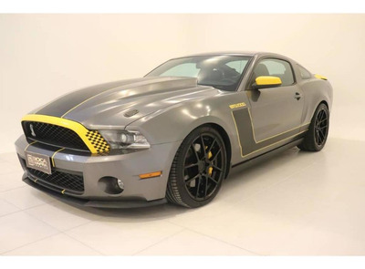 Ford Mustang Shelby Gt 1000cv