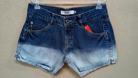 Shorts Jeans Feminino Desfiado Boyfriend Bogge Tamanho-40/46