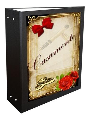 Àlbum Casamento Alianças 10x15 - 360 Fotos + Brinde
