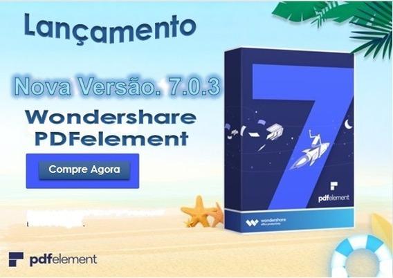 Wondershare Pdfelement Pro 7.0.3