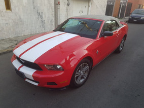 Ford Mustang Shelby Convertible Super Deportivo