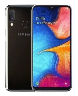 Samsung Galaxy A20 32gb 3gb Ram Pant 6.4 Cuotas S/interes