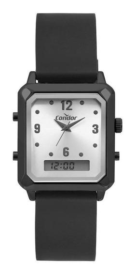 Relógio Feminino Condor Top Fashion Grafite - Original