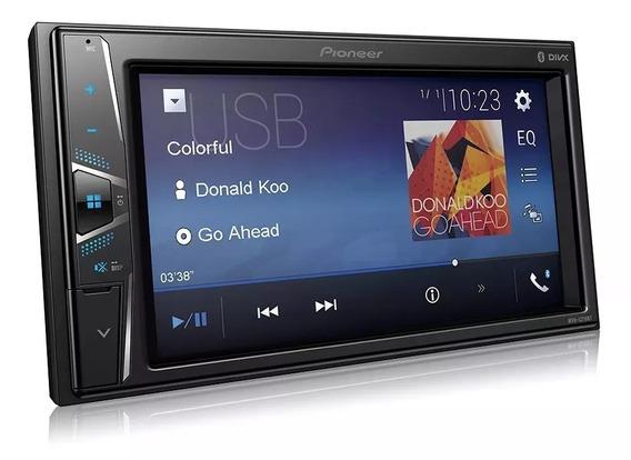 Central Multimidia Pioneer Receiver Dmh-g228bt Bluetooth Usb