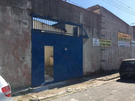 Galpão Comercial Para Venda E Locação, Casa Grande, Diadema - Ga0108. - Ga0108