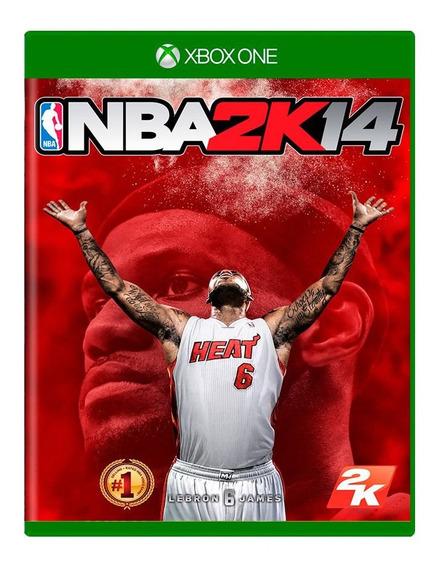 Nba 2k14 - Xbox One - Mídia Física