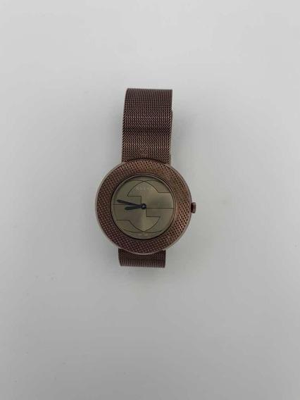Relógio Bronze Gucci