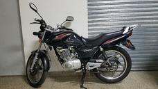 Jm-motors Suzuki En 125 Full Con Disco Color Negra Unica