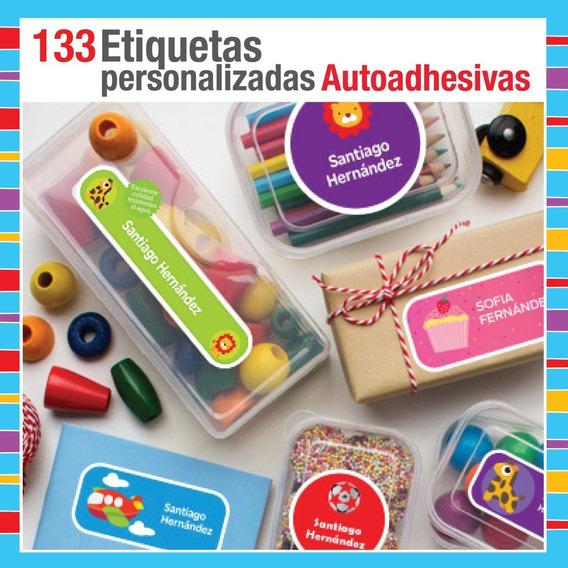 Etiquetas Autoadhesivas Personalizadas Utiles Escolares