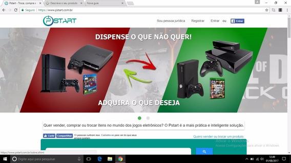 Site Www.pstart.com.br