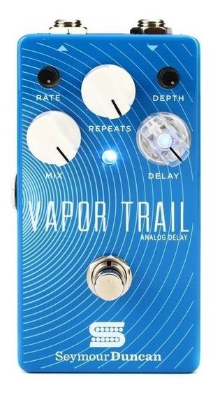 Pedal Guitarra Seymour Duncan Vapor Trail Analog Delay Nota