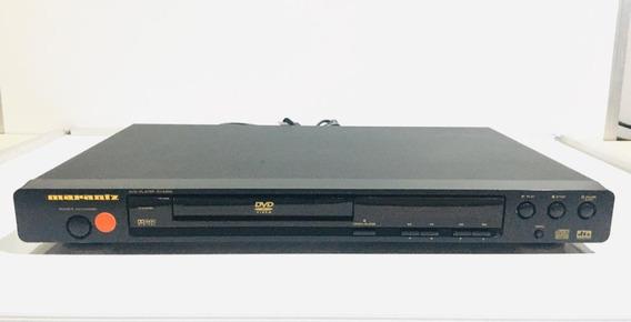 Aparelho Dvd Marantz Super Áudio Dv4300 No Estado