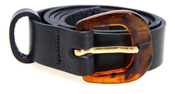 Cinturon Mini Clarke Negro Las Pepas