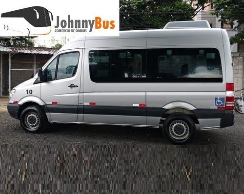 Mercedes Benz Sprinter 415 Cdi Teto Alto 2014/14 Johnnybus