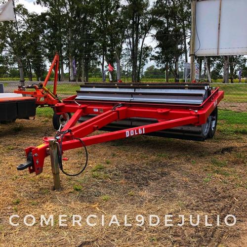 Rolo Picador Dolbi Rg-300 Ganadero De 3mts Disponible
