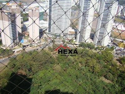 Apartamento Com 3 Dormitórios À Venda, 13005 M² Por R$ 800.000 - Jardim Goiás - Goiânia/go - Ap0323