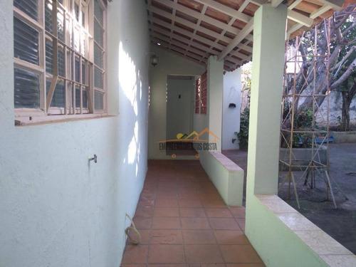 Casa Com 3 Dormitórios À Venda, 255 M² Por R$ 1.000.000 - Vila Nova - Itu/sp - Ca1494