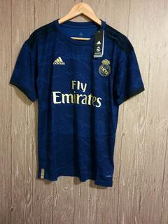 Camisa adidas Real Madrid Away 19/20 - Ggg