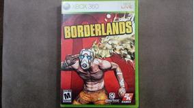 Jogo Borderlands Xbox 360 Original