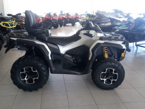 Outlander 1000 Max Limited Can Am Quadriciclo