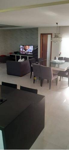 Casa Com 3 Dormitórios À Venda, 340 M² Por R$ 1.280.000,00 - Planalto - São Bernardo Do Campo/sp - Ca0580