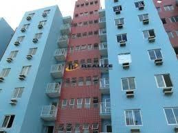 Apartamento 2 Quartos No Centro: 2 Quartos, Sala, Cozinha - 530