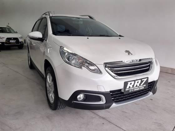 Peugeot 2008 1.6 16v Allure 2017