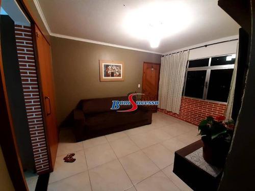 Apartamento Com 2 Dormitórios À Venda, 48 M² Por R$ 265.000 - Vila Ema - São Paulo/sp - Ap3061