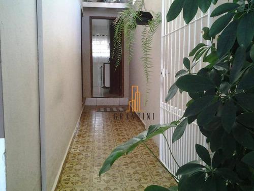Casa À Venda, 183 M² Por R$ 430.000,00 - Alves Dias - São Bernardo Do Campo/sp - Ca0062