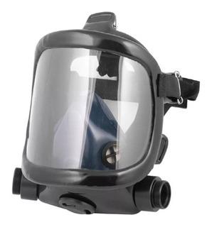 Máscara Facial Total Panorâmica Para Filtro Químico Epi Nbr