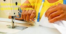 Conserto De Roupas, Cortinas, Almofadas, Entre Outros.