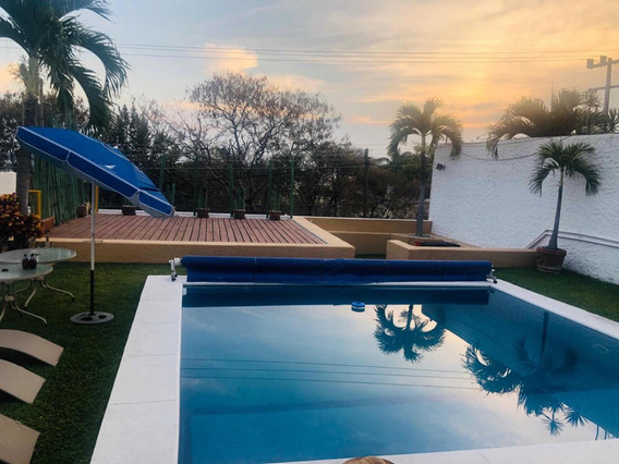 Casa Cuernavaca Libre Del 19 Al 22 En 5000 X Los 4 Días