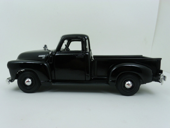 Miniatura Pickup 1950 Chevrolet 3100 Escala 1:25 Maisto