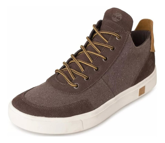 Tenis Timberland Traveller Canvas Tb6mtb0a1ss624200