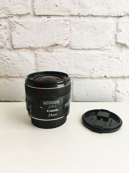 Lente Canon Ef 24mm F 2.8 Is Usm