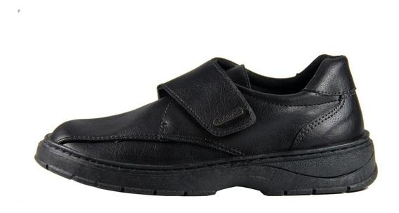 Zapato Prince Colegial Con Abrojo 27 Al 33