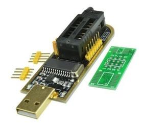 Gravador Programador Ch341+pinça
