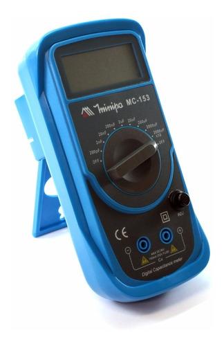 Capacimetro Minipa Mc-153