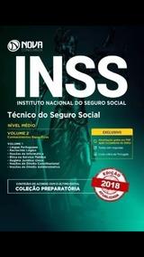 Apostila Inss: Instituto Nacional Do Serviço Social