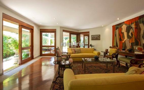 Casa Localizada Num Dos Locais Mais Arborizados De São Paulo! - Di35771